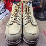 Red wing 8173 เดิมๆsize 8E