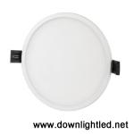 ดาวน์ไลท์ LED EVE รุ่น Soild Circle 8w (แสงขาว)