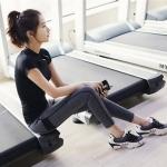 กางเกงออกกำลังกาย (ขายาว) ผลิตจากผ้า Ny lon ไซส์ M L XL
