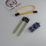 Soil moisture sensor module