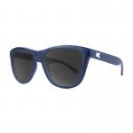 Knockaround Premiums Sunglasses - Navy Blue / Smoke