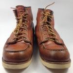 1..รองเท้า RED WING 8131เบอร์ 8E สินค้ายังอยู่ครับ ****