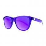 Knockaround Premiums Sunglasses - Purple Monochrome
