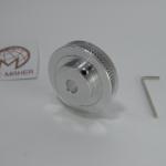 60 Teeth GT2 Timing Pulleys (ใส่แกน 8m) สำหรับ Timing Belt Width 6mm