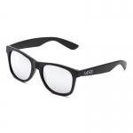 Vans Spicoli 4 Sunglasses - Matte Black/Silver Mirror
