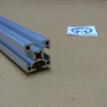 T-Slot อลูมิเนียมโปรไฟล์ 3030 สีเงิน (ราคา/10cm)