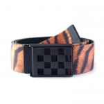 Vans Restrained Web Belt - Black Tiger