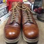 Red wing 9111 size 8.5D/26.5cm