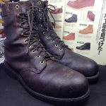 Chippewa vintage safety work boot size 11D