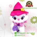 ตุ๊กตาแมวมารี Sweeteye Wizard ชุดแม่มด 12 นิ้ว [Disney]