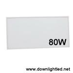 ดาวน์ไลท์ ML Lighting T-bar square LED panel 80w (แสงขาว)