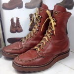 Vintage 1940-1950 pair a trooper made in USA size 4.5 หายากฝุดๆ