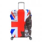 (ขนาด XL) ผ้าคลุมกระเป๋าเดินทาง ขนาด 29 - 32 นิ้ว มี 4 ลาย 4 แบบให้เลือก