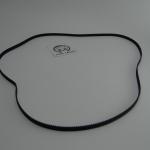 Belt closed loop rubber GT2 timing belt 852-2GT-6 teeth 100 length 852mm width 6mm