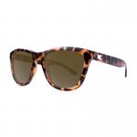 Knockaround Premiums Sunglasses - Glossy Tortoise Shell / Amber