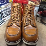 Red wing 875 size 9.5E/27.5cm