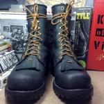 Viberg smoke jumper boots size 10.5EEEE -28.5cm