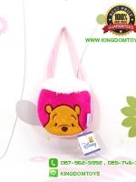 กระเป๋าถือหน้า พูห์ Pooh STD 5 นิ้ว [Disney]