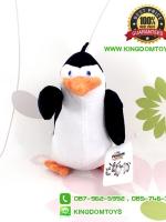 ตุ๊กตา ริคโก้ The Penguins of Madagascar 9 นิ้ว [Dream Works]