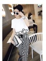 [รหัส MW1581] เสื้อผ้าแฟชั่นพร้อมส่ง เสื้อ Milk Silk แบบสวม สีขาว Size M