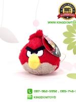 ตุ๊กตา Angry Birds Red 4 นิ้ว จุ๊บกระจก [Rovio]