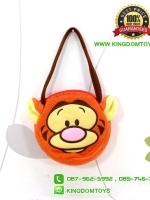 กระเป๋าถือหน้า ทิกเกอร์ Tigger Cutie 5 นิ้ว [Disney]