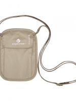 EAGLE CREEK | RFID Blocker Neck Wallet - Tan