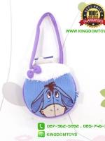 กระเป๋าถือหน้า อียอร์ EeYore STD 5 นิ้ว [Disney]