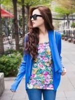 [รหัส BB76648] เสื้อผ้าแฟชั่นพร้อมส่ง เสื้อสายเดี่ยวแฟชั่น ผ้า Milk Silk เป็นสายเดี่ยวไขว้ด้านหลังตัวใน