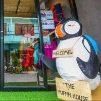 ร้านThePuffinHouse : ร้านขายเป้แบคแพค และ อุปกรณ์เดินทาง