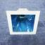 ดาวไลท์หน้าเหลี่ยมโครงเปลือย 17x17 cm. thumbnail 1