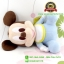 ตุ๊กตาเบบี้มิกกี้เมาส์ 10 นิ้ว ผ้า 1C [Disney] thumbnail 6