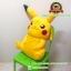 ตุ๊กตาปิกาจู [Pikaju] 20 นิ้ว [Pokémon] thumbnail 2