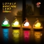Lovely Birdcage Lamp โคมไฟกรงนก เปิดปิดระบบสัมผัส สีเหลือง thumbnail 9