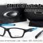 OAKLEY CROSSLINK SWEEP 55mm (SATIN BLACK / SKY BLUE) thumbnail 1