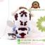 ตุ๊กตาโดเรม่อน 12 นักษัตร ท่านั่งปีวัว 7 นิ้ว [Fujiko Pro] thumbnail 4