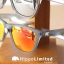 Knockaround Premiums Sunglasses - Frosted Grey / Red Sunset thumbnail 5
