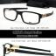 กรอบแว่นสายตา Oakley Panel เฟรม Black Bronze (ขนาด 53-18-143) thumbnail 1