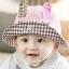 Baby Touch หมวกเด็ก พรีเมี่ยม ปีกรอบ Happy Bunny (Hat - DA) thumbnail 4
