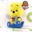 ตุ๊กตา Cutie Pooh Snowboard 9 นิ้ว [Disney] thumbnail 2