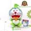 ตุ๊กตา โดเรม่อน ชุดแตงโม 7 นิ้ว [Fujiko Pro] thumbnail 1