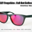 Oakley Frogskins : Fall Out Collection - Bronze Decay / Ruby Iridium Lens thumbnail 2