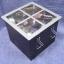 ดาวไลท์กล่องเหลี่ยมฝาปิดตูด 4 ช่อง thumbnail 1