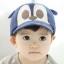 Baby Touch หมวกเด็ก แก๊ปกระรอกตาโต (Hat - BK) thumbnail 2