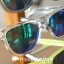 Knockaround Premiums Sunglasses - Clear / Green Moonshine thumbnail 6