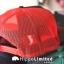 Thrasher Logo Mesh Cap - Black / Red thumbnail 4