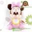 ตุ๊กตาเบบี้มินนี่เมาส์ 10 นิ้ว ผ้า 1C [Disney] thumbnail 1