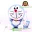 ตุ๊กตา โดเรม่อน นั่ง ยิ้มสีฟ้า 7 นิ้ว [Fujiko Pro] thumbnail 1