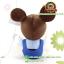 ตุ๊กตามิกกี้เมาส์ เบบี้ ชุดเอี๊ยม TC 11 นิ้ว [Disney] thumbnail 5
