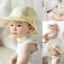 Baby Touch หมวกเด็ก ปีกรอบลายบอลลูน (Hat - DC) thumbnail 4